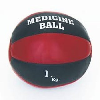 VK MEDICINE BALL 1KG MULTICOLOUR