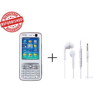 Refurbished Nokia N73+Yr handfree