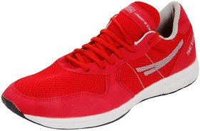 SEGA Red/White Running Sports Shoes