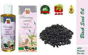AOS Products 100 Pure Black Seed Oil - (30 ml)