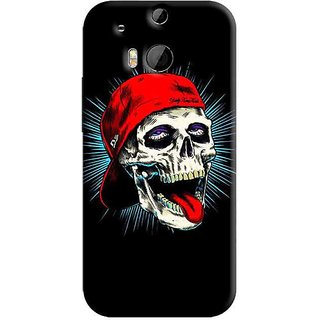 FABTODAY Back Cover for HTC One M8 EYE - Design ID - 0822