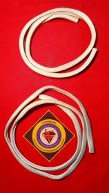 Bajaj Chetak White Side Cover Rubber