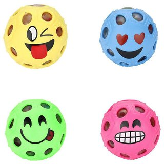 Squishy Cute Funny Emoji Grape Ball Kids Adults Squeeze Toys Stress Reliever