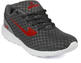 Jaisco Men's Gray Sports Shoes