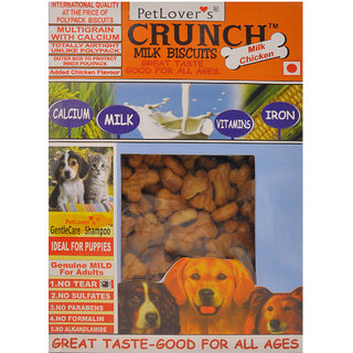 CRUNCH MILK CHIKEN 900GM