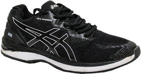 AsicsPro Sports Running Shoes For Men 856 Nimbus 20 Black