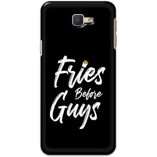 Ezellohub Back Cover For Samsung Galaxy J5 Prime -