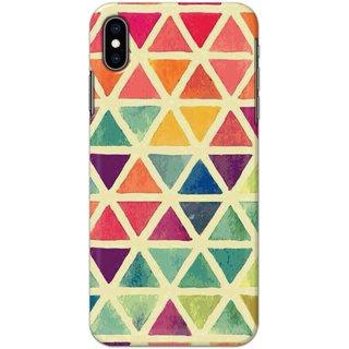 Ezellohub Back Cover For  Iphone XS -