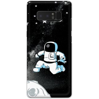 Ezellohub Back Cover For Samsung Note 8 -