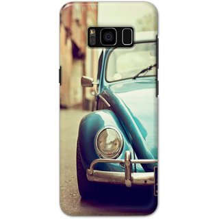 Ezellohub Back Cover For Samsung S8 Plus -