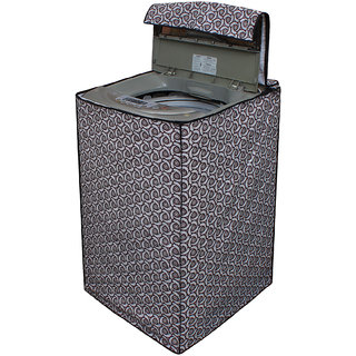 Dream Care Waterproof Washing Machine Cover for Fully-Automatic Top Load Godrej WTEon701PFH 7kg