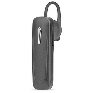 Stonx Bt-002 Bluetooth Headset For all Mobiles and Tablets (Black)