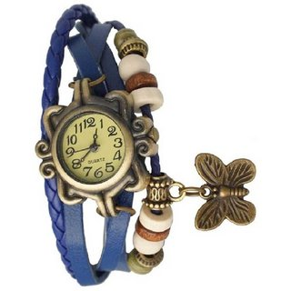 TRUE COLORS VINTAGE WATCH Analog Watch - For Girls