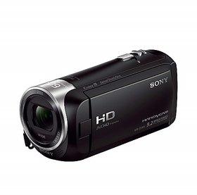 REFURBISHED  HDR-CX405 9.2 MP Camcorder Camera , 1 MONTH SELLER WARRANTY