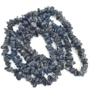 Blue Aventurine High Grade Chip Mala/Rosary/Necklace