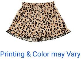 Printed Baby Skirts Set of 2 pc (Color  Printing may vary)