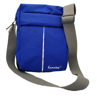Kamview Cross Body Unisex Sling Bag Blue (MSB-BL1)