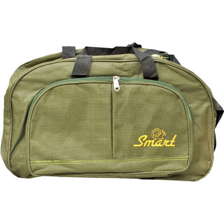 Duffle Bag with 2 wheel easy to carry and with Foldable Design