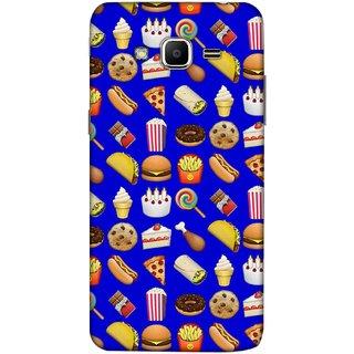 Digimate Printed Designer Hard Plastic Matte Mobile Back Case Cover For Samsung Galaxy J2 Ace Design No. 1098