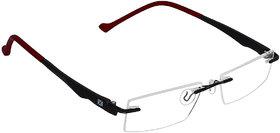 Zyaden Rectangle Unisex Eye Wear Frame