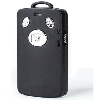 Newvez Rechargeable Bluetooth Remote Phone Tablet Selfie Camera Shutter