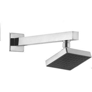 Intenzo 4x4 Square shower with 9inch Arm