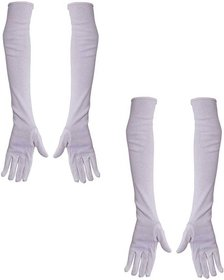 UXOS Cotton UV-Protection and Dust/Pollution Protection Glove (White)
