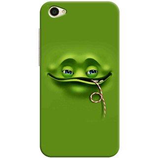 Digimate Printed Designer Hard Plastic Matte Mobile Back Case Cover For Vivo Y66 Design No. 0967
