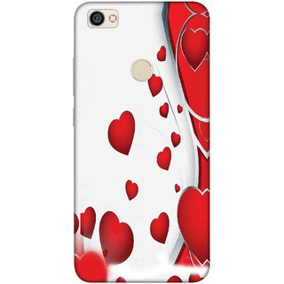 Digimate Printed Designer Hard Plastic Matte Mobile Back Case Cover For Xiaomi Redmi Y1 Design No. 0398