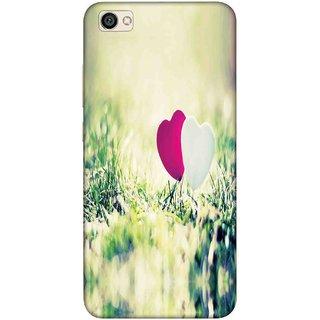 Digimate Printed Designer Hard Plastic Matte Mobile Back Case Cover For Xiaomi Redmi Y1 Lite Design No. 0394