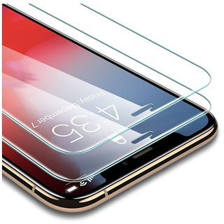 Samsung Galaxy J7 Pro Tempered Glass Screen Guard By TRENZO 0.4 mm tempered glass