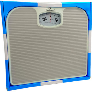Buy Thermocare Healthscale Analog Weighing Machine For ...