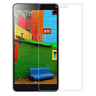 Wildfab Hammer Proof Flexiable Glass Guard Impossible Screen Protector Screen Guard  Better than Tempered Glass  for Lenovo Phab2 Plus