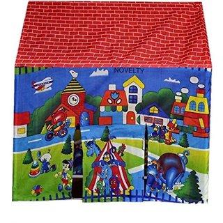 Kids Indoor Outdoor Play Tent House (Multicolor)