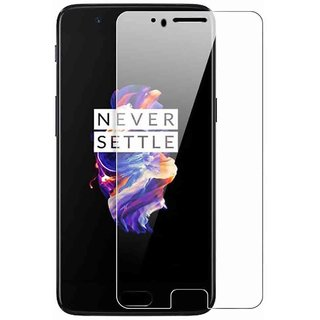 Wildfab Hammer Proof Flexiable Glass Guard Impossible Screen Protector Screen Guard  Better than Tempered Glass  for OnePlus 5