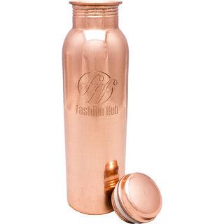 copper bottle plain 1000ml