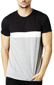 Leotude Men's Multicolor T-shirts