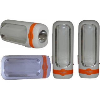 Rock Light 11A Rechargeable Emergency Light  and Torch