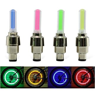 U.S.Traders Car / Bike Tyre Flash Wheel Lights