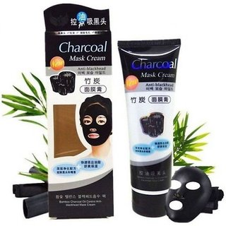 Charcoal Black head removal Face mask 130 gm