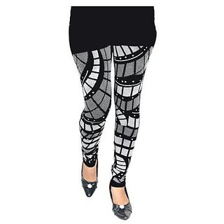 sparkle  Printed Leggings