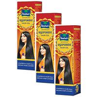 Parachute Advansed Ayurvedic Hair Oil Pack Of 3