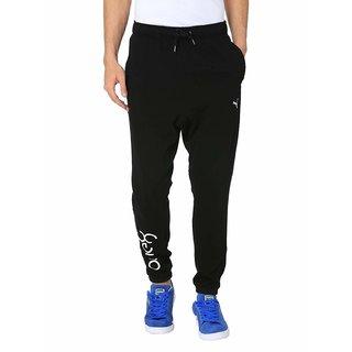 Puma Men's OneX Black Track Pants