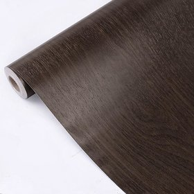 Jaamso Royals Wood Grain Contact Paper Vinyl Self Adhesive Shelf Drawer Liner for Kitchen Cabinets Shelves Table Desk Dresser Furniture Arts and Crafts Decal  (100 X 45 CM i.e 4.5 Sq FT )