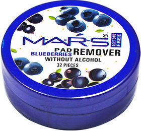 Mars Blueberries Nail Paint Remover