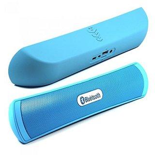B-13 Speaker Portable Bluetooth Mobile/Tablet Speaker-Blue