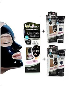 charcoal face mask pack of 3