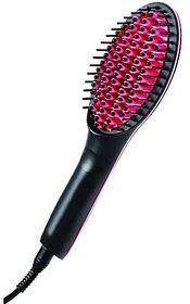 Hair Straightener/Hair Styler Black  Pink