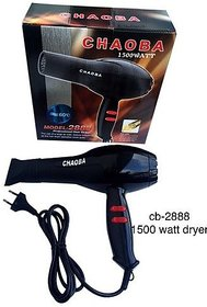 CHAOBA Professional 2888 HAIR DRYER 1500 WATTS