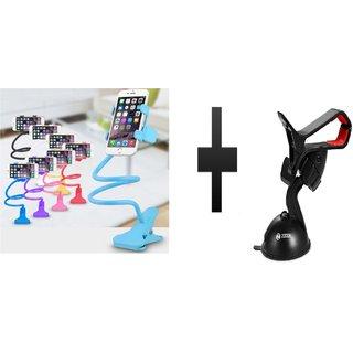 s4d lazy mobile holder and single clip mobile holder